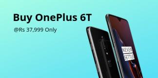 Oneplus 6T Online