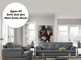 12 Types Of Sofa Sets You Must Know About
