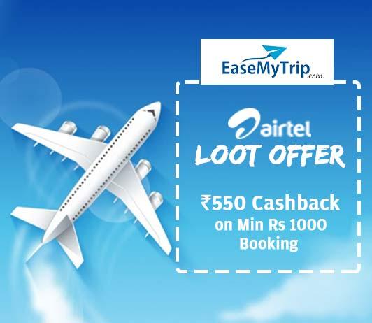 easemytrip airtel offer discount