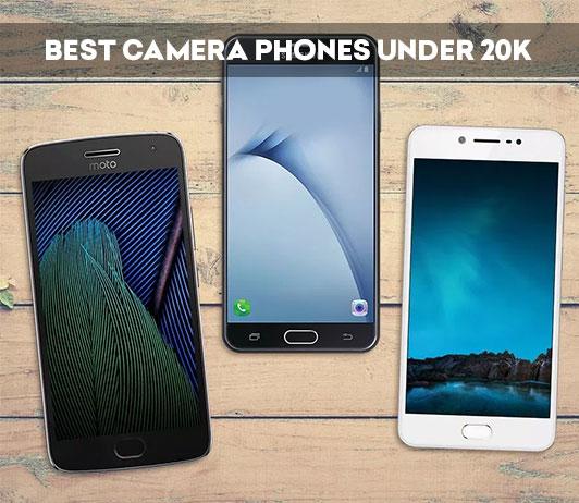 Best Camera Phone Under 20K