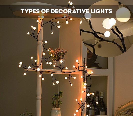 10 Beautiful Decorative Lights To Add To Your Home Décor