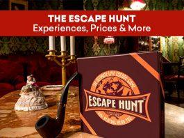 The Escape Hunt - Experiences, Prices & More