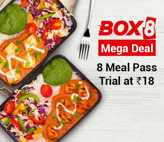 Box8 8 Meal Pass Trial