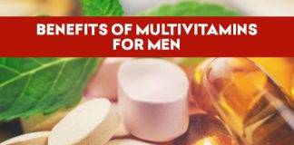 Benefits of Multivitamins for Men