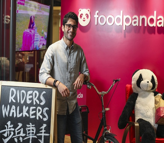 Foodpanda Eyes Grocery Delivery Business