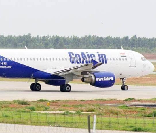 GoAir Offers 1 Million Flight Tickets Starting @ Rs. 899