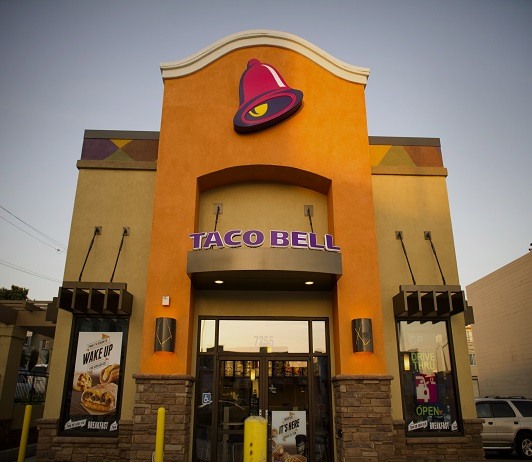 Taco Bell To Launch 600 Outlets In India