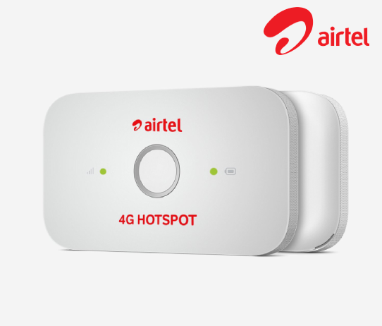 Airtel Introduces New Plans For 4G Hotspot Device