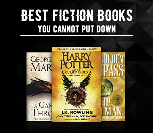 Best Fiction Books You Cannot Put Down