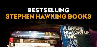 Bestselling Stephen Hawking