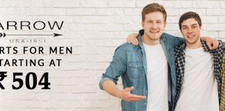 Buy Arrow Shirts For Men