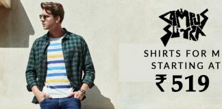 Campus Sutra Shirts