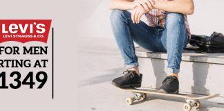 Levis Jeans For Men
