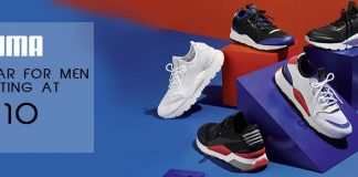 Puma Footwear for Men Starting At ₹410