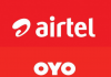 Airtel Thanks App Welcomes OYO Store
