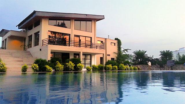 The Golden Tusk - Resort near Delhi