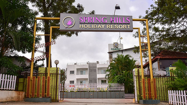 Spring Hills Holiday Resort in pune