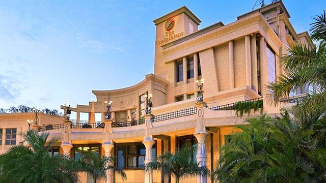 The Corinthians resort in Pune