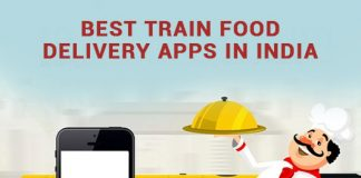 6 Best Train Food Delivery Apps In India