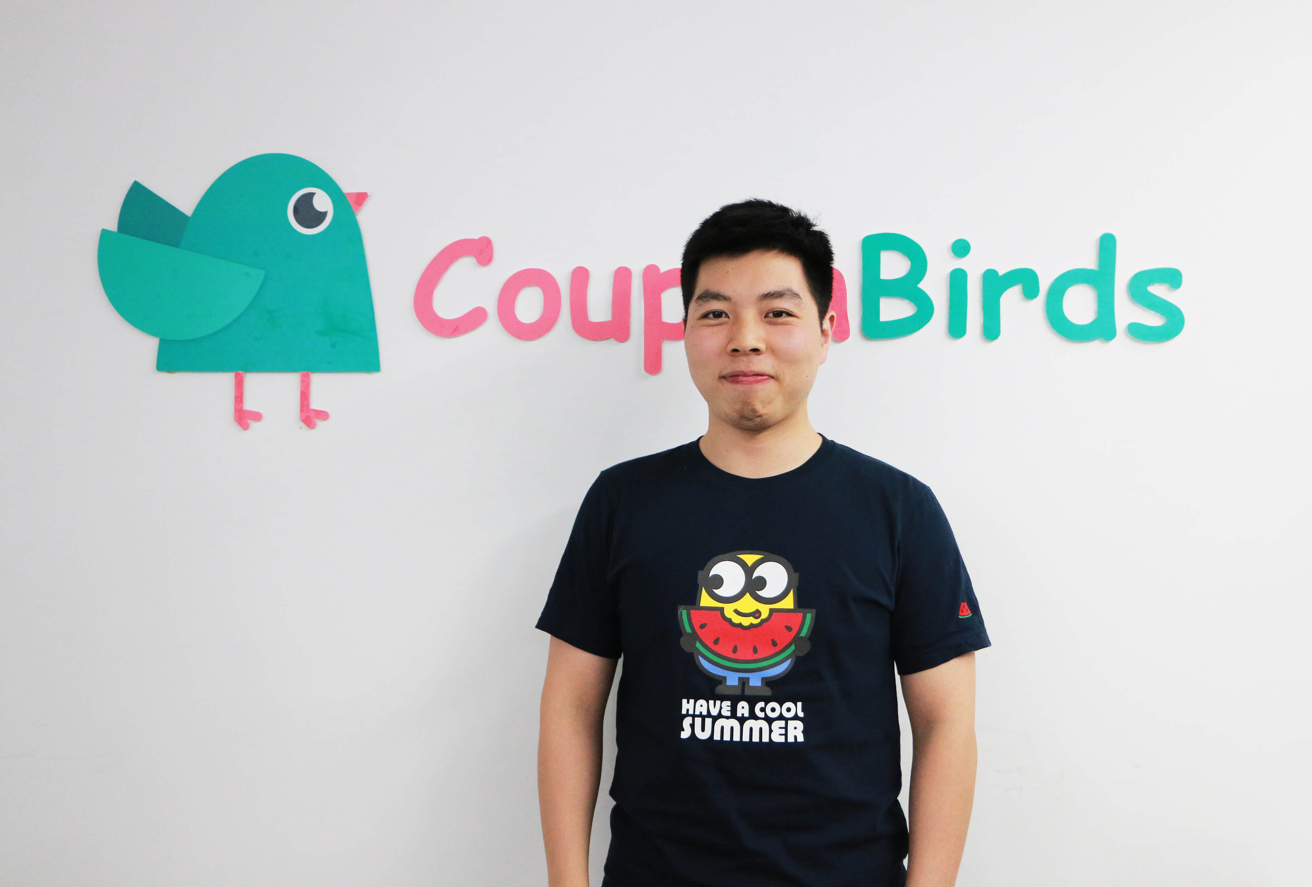 CouponBirds Jankin Wang