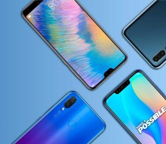 Budget Smart Phones On Amazon