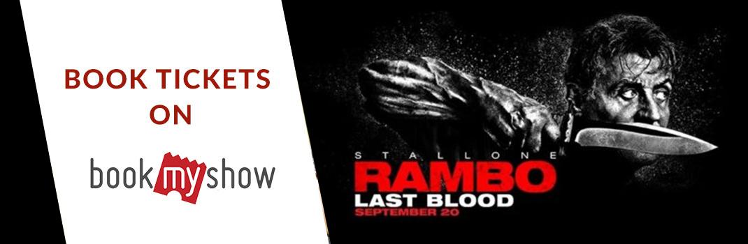 Rambo Last Blood BMS Offer