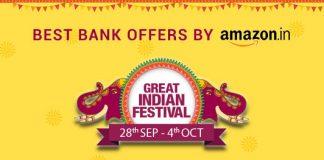 Amazon Bank Offers