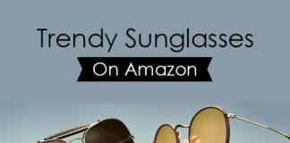 trendiest sunglasses on Amazon