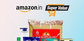 amazon offers on super value day