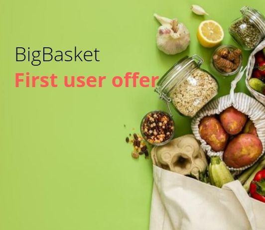 bigbasket coupon code for new users