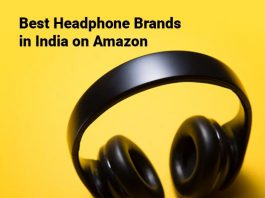Best Headphone Brands in India on Amazon