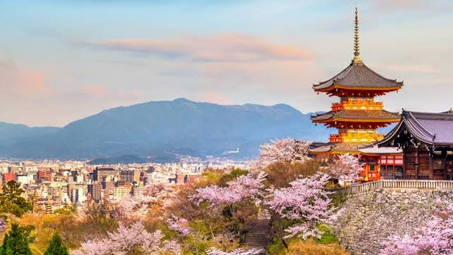 Kyoto, Japan: Classic Honeymoon Destination