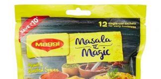 Maggie masala on Amazon pantry