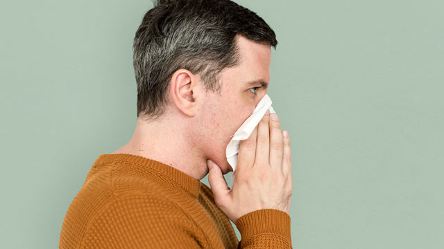 Follow Proper Sneezing And Coughing Etiquette
