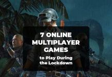 7 Online MultiPlayer Games to Play With Friends During Lockdown