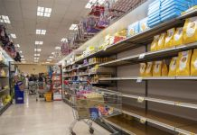 How to decontaminate grocery at the time of coronavirus