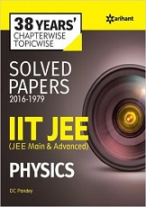 38 Years Solved Papers - IIT JEE - Physics