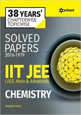 38 Years Solved Papers - IIT JEE - Chemistry