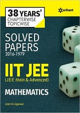 38 Years Solved Papers - IIT JEE - Mathematics