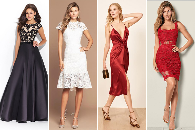 6 Party Dresses That Every Woman Should Have