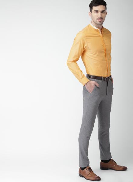 Quirky Orange Shirt