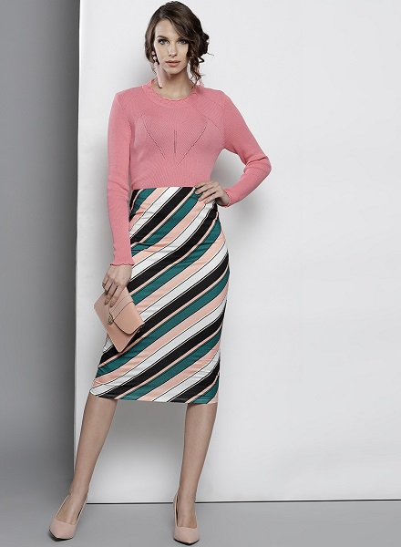Bodycon Skirt- Different Types of Skirts