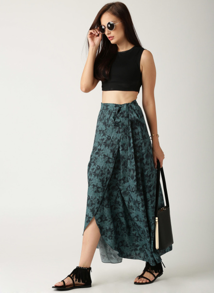 Wrap Around Skirt- Different Types of Skirts