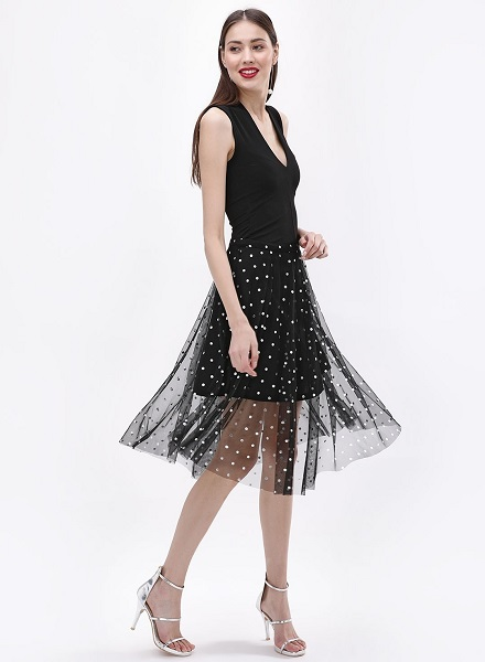Tulle Skirt- Different Types of Skirts