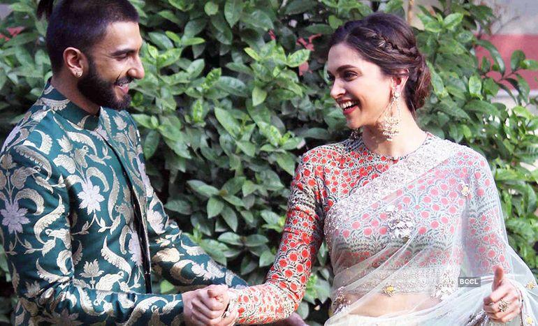 Deepika Padukone and Ranveer Singh Wedding Updates