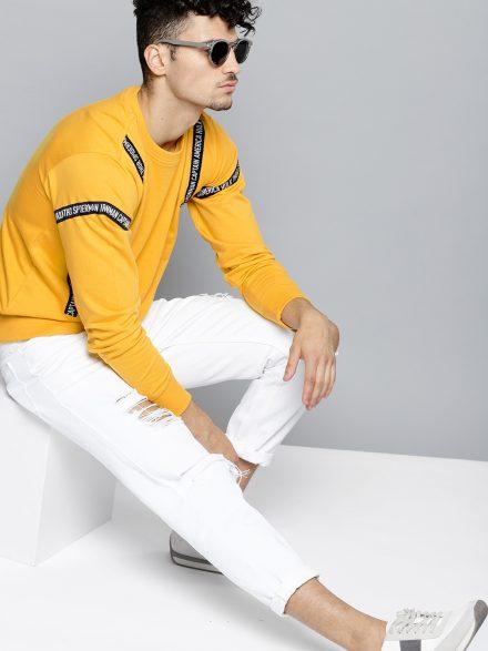 Color Pop Sweatshirt