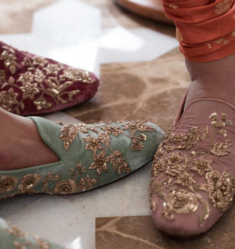 5 Shoes Styles To Pair With Your Sherwani