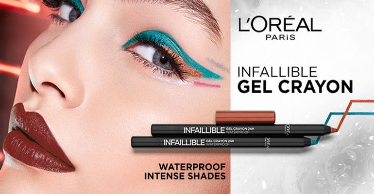 L'Oreal Infallible Eyeliner: Review