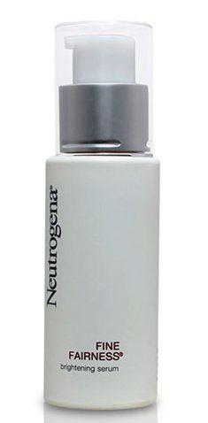 Best Body Lightening Cream Brand in India - Neutrogena Fine Fairness Brightening Serum