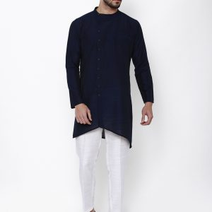 Cotton Kurta Pajama Look